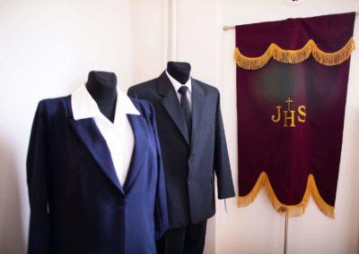 Garnitury pogrzebowe dostępne w zakładzie pogrzebowym Funeral w Pułtusku
