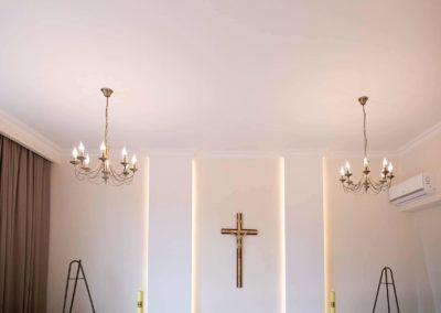 Kaplica pogrzebowa zakładu pogrzebowego Funeral w Pułtusku